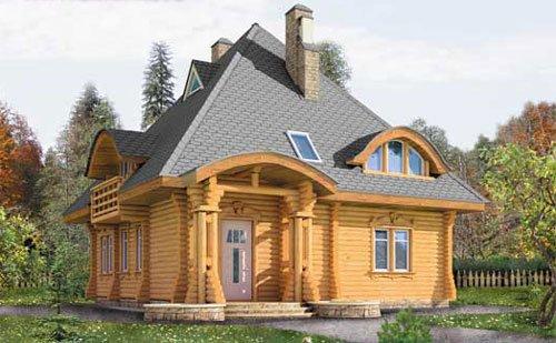 Сводчатая крыша (рис. 7)