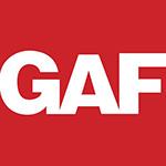 Логотип GAF